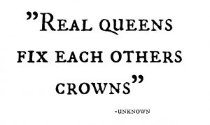 real-queens-fix-each-others-crowns